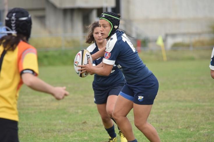 Serie A femminile: CUS Ad Maiora - Rugby Cogoleto