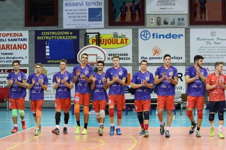 Serie B: Volley Parella Torino - Pallavolo Saronno