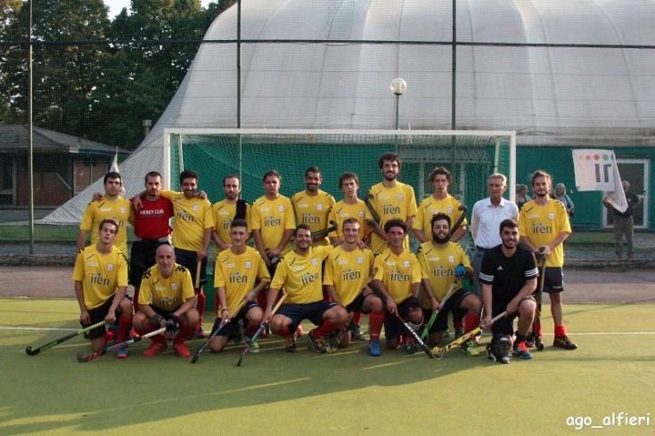 Serie A2: HC Rassemblement - Città del Tricolore