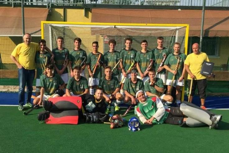 Serie A2: HP Valchisone - HC Superba