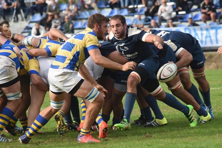 Serie A: CUS Ad Maiora - VII Rugby Torino