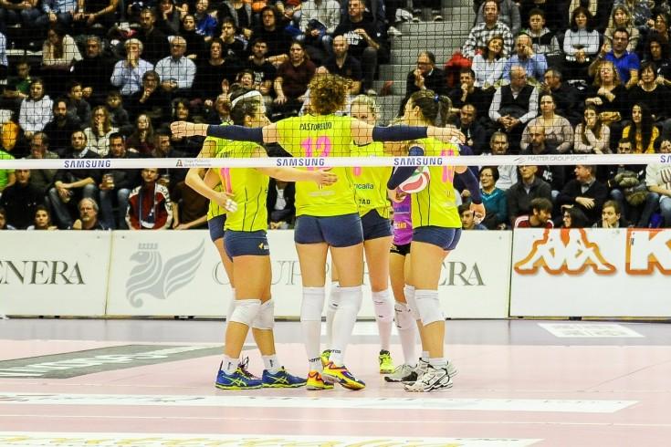 Playoff Serie A2: Barricalla CUS Collegno Volley - S.Bernardo Cuneo