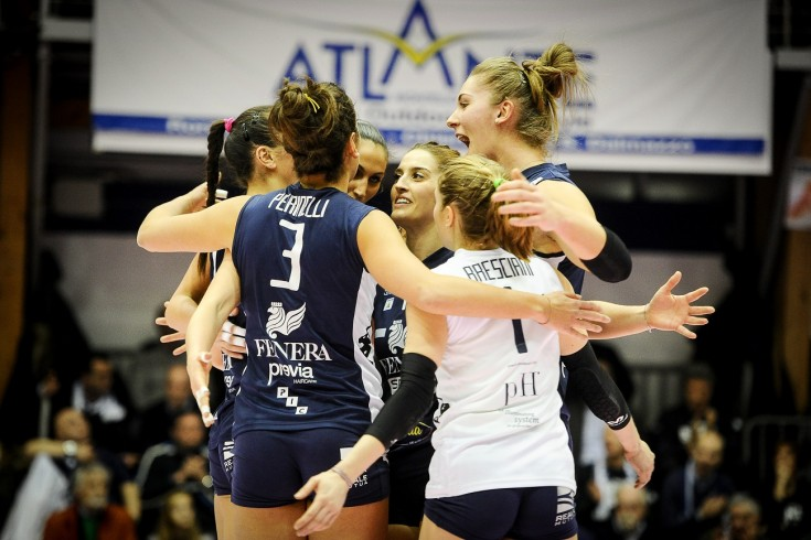 Playoff Serie A2: Fenera Chieri '76 - Battistelli San Giovanni in Marignano