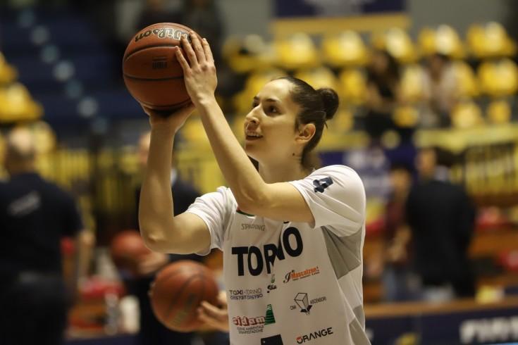 Serie A1: Iren Fixi Pallacanestro Torino - Basket Allianz Geas Sesto San Giovanni