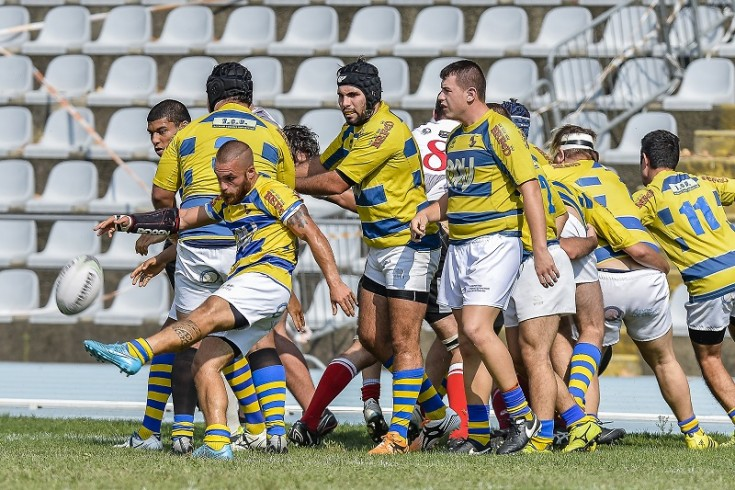 Serie A: TK Group VII Rugby Torino - Rugby Milano