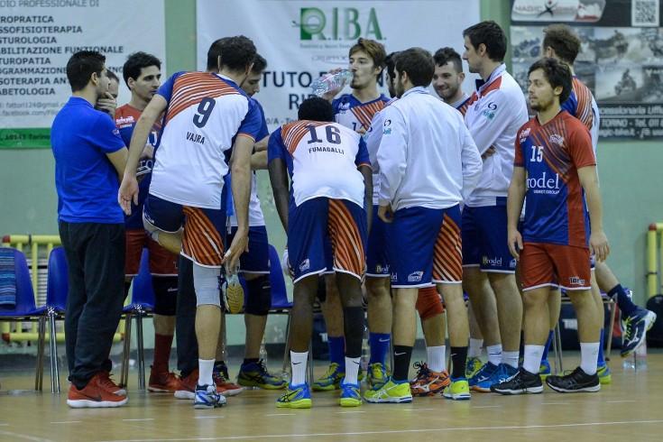 Serie B: Sant'Anna Tomcar - Rossella ETS International