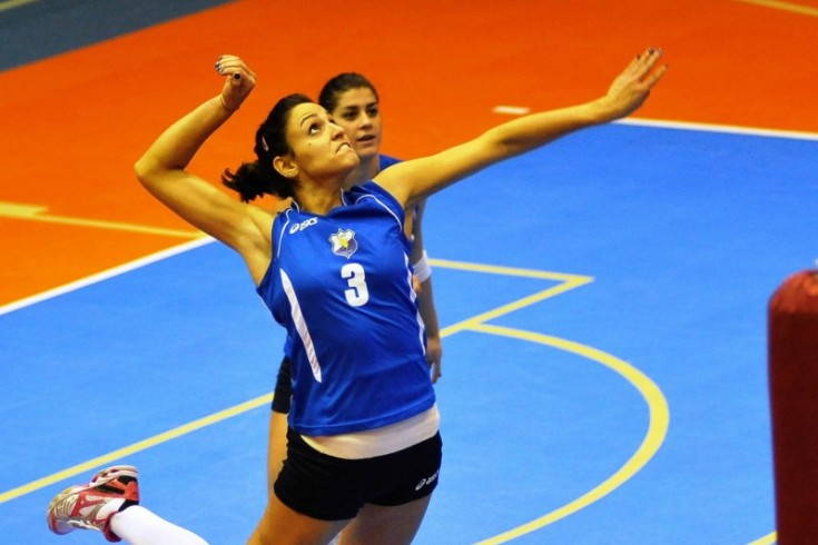 B2 femminile: Collegno Volley CUS Torino vs Montecchio Vicenza