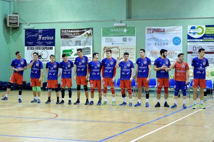 Serie B: Volley Parella Torino - Res Pro Patria Busto