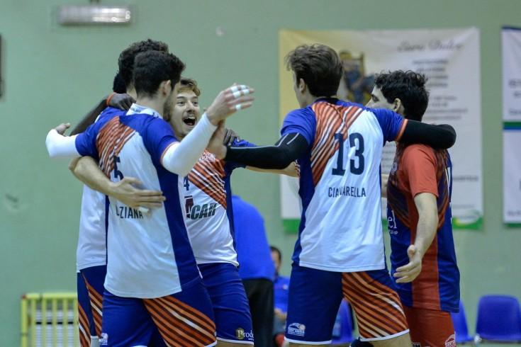 Serie B: Sant'Anna Tomcar - Novi Pallavolo