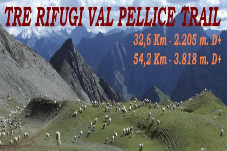 Tre Rifugi Val Pellice Trail 2014