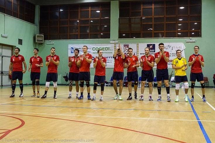 Presentazione Volley Parella - Stagione 2014/2015