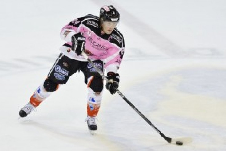Serie A: Hockey Club Valpellice vs Cortina