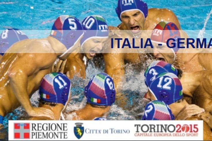 World League: Italia vs Germania