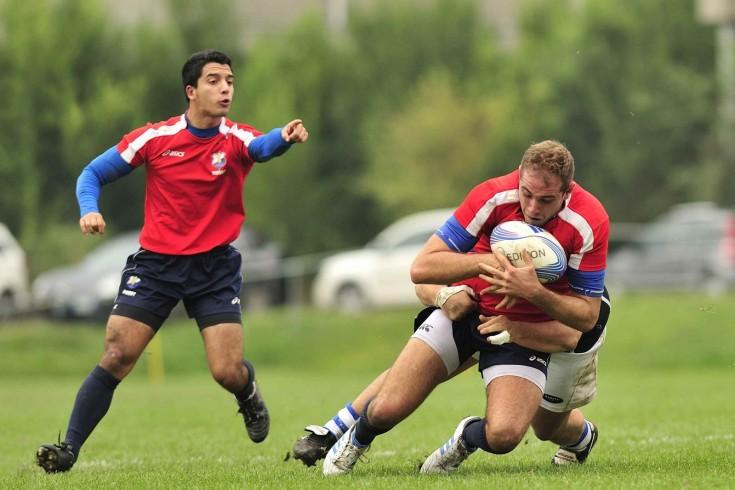 Serie A maschile: CUS Ad Maiora Rugby 1951 vs CUS Perugia