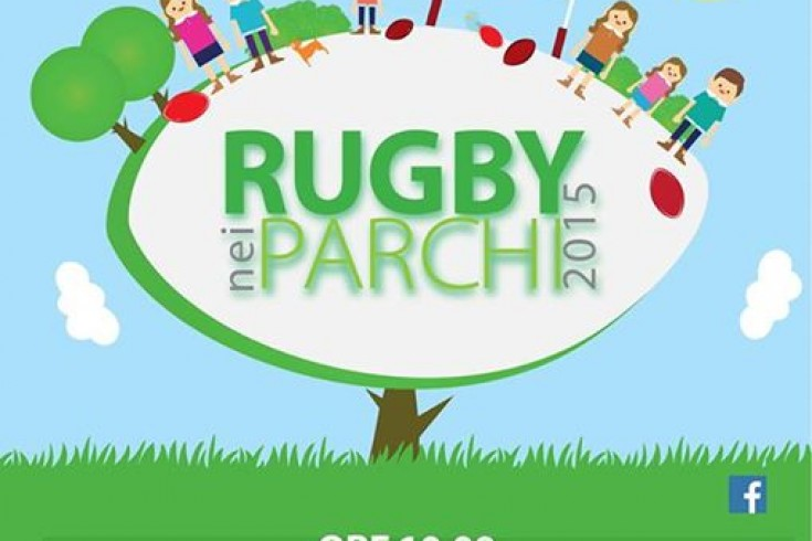 Rugby nei Parchi 2015