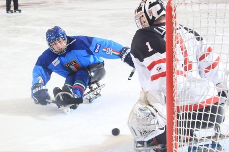 Torneo Internazionale di Ice Sledge Hockey
