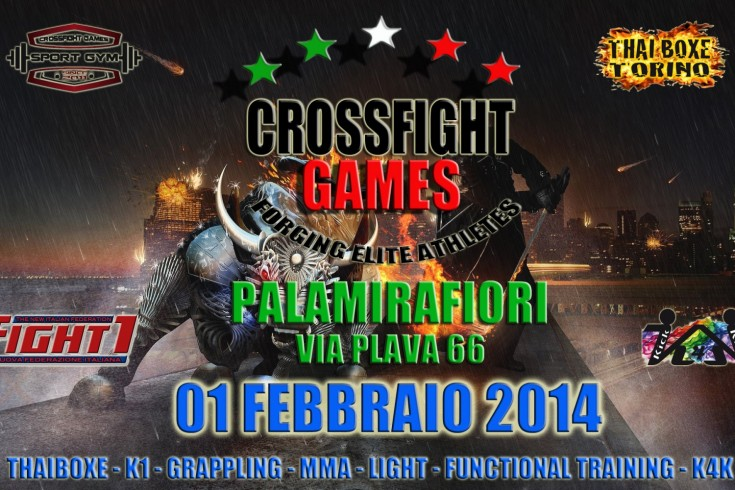 CrossFight Games