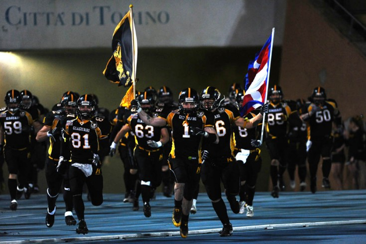 Italian Football League: Giaguari Torino - Panthers Parma