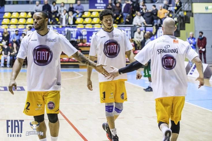 Serie A: Fiat Torino - Enel Basket Brindisi