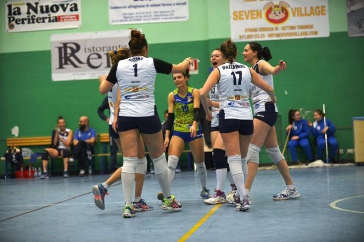 Serie A2: Lilliput Settimo Torinese - Volalto Caserta
