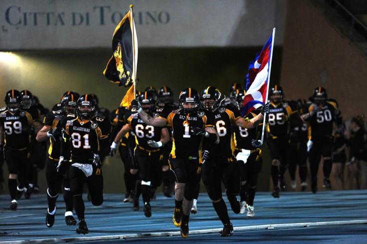 1° Divisione maschile: Giaguari Torino vs Panthers Parma