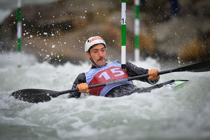 ICF Slalom World Ranking