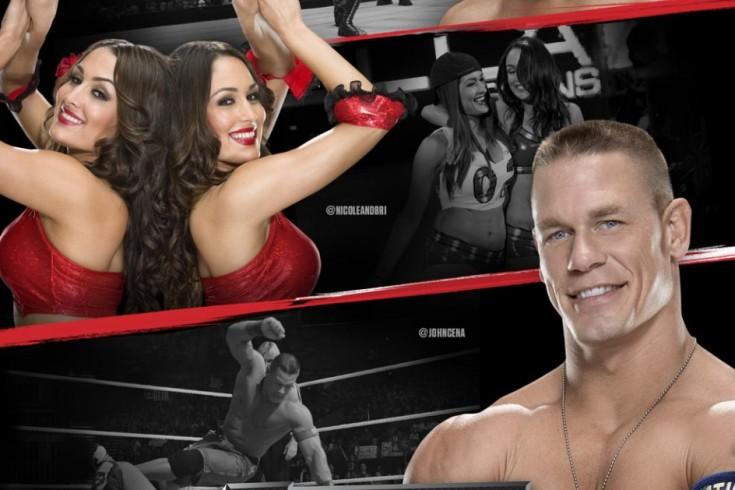 Wrestling: WWE Live