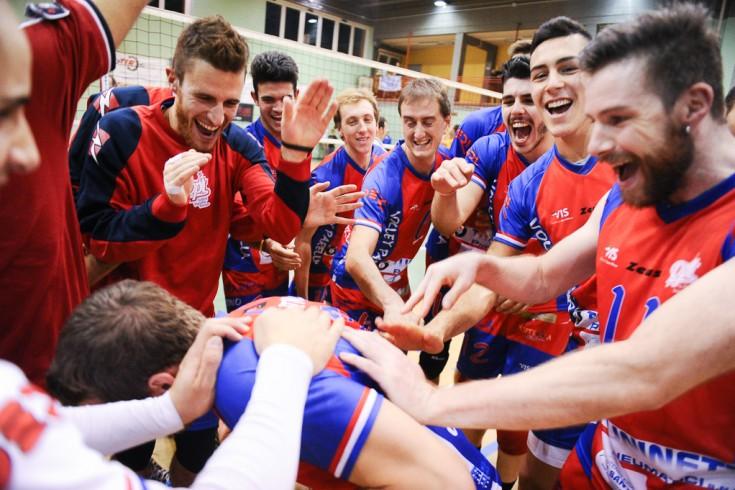 Playoff serie B: Volley Parella Torino - Pallavolo Saronno