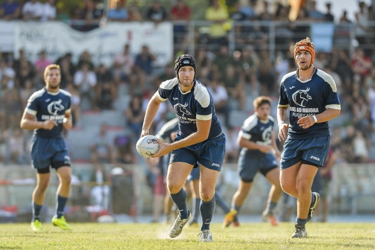 Playoff serie B: Ad Maiora Rugby - Rugby Napoli Afragola