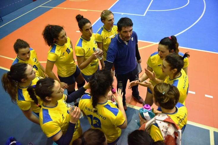 Serie A2: Barricalla CUS Collegno Volley - Savallese Millenium Brescia