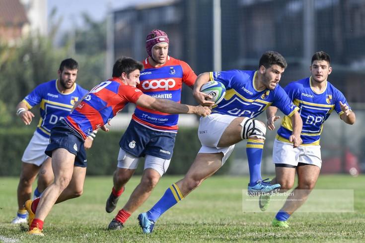 VII Rugby Torino vs Parabiago