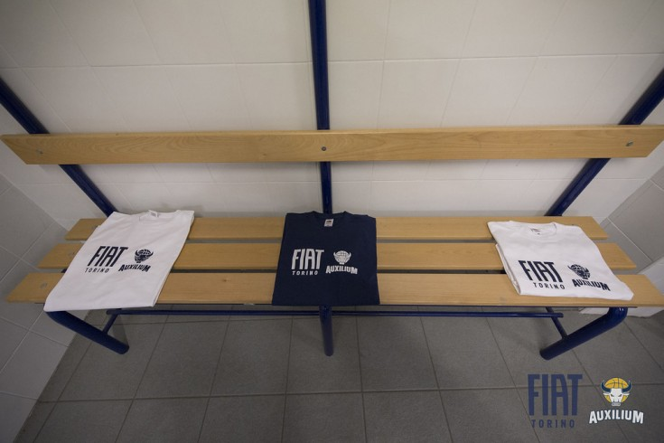 FIAT Torino Auxilium allenamento congiunto