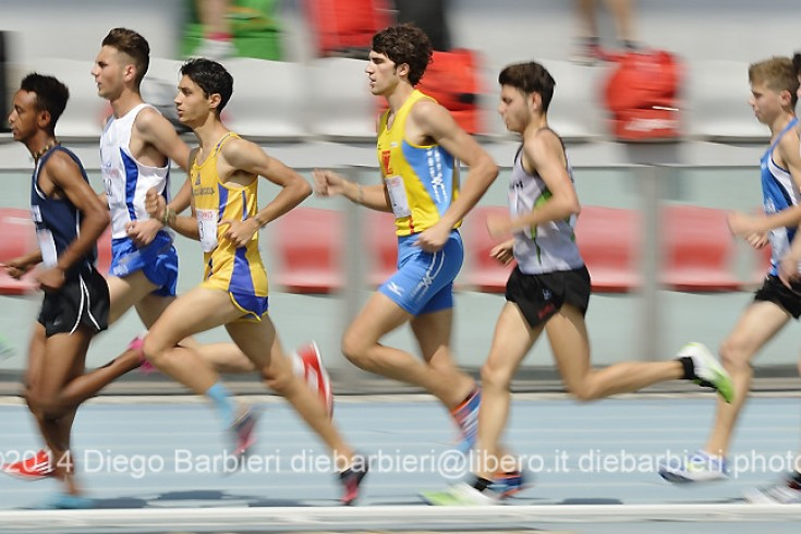 C.I. Atletica Junior 2014 - day 3