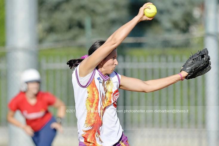 La Loggia vs Bollate softball