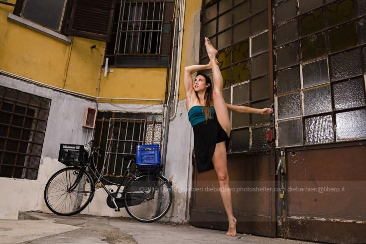 Valeria Bonalume @ studio