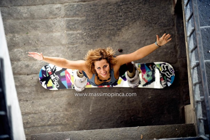 Giulia Manfrini - Bordercross
