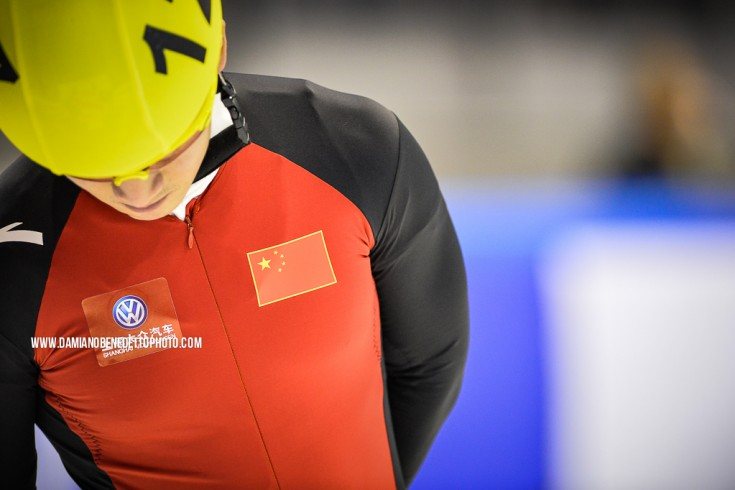 Samsung Short Track World Cup 2013 Turin ITALY