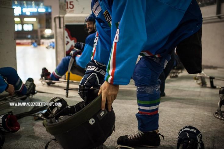 Torneo Internazionale di Ice Sledge Hockey Torino 2014