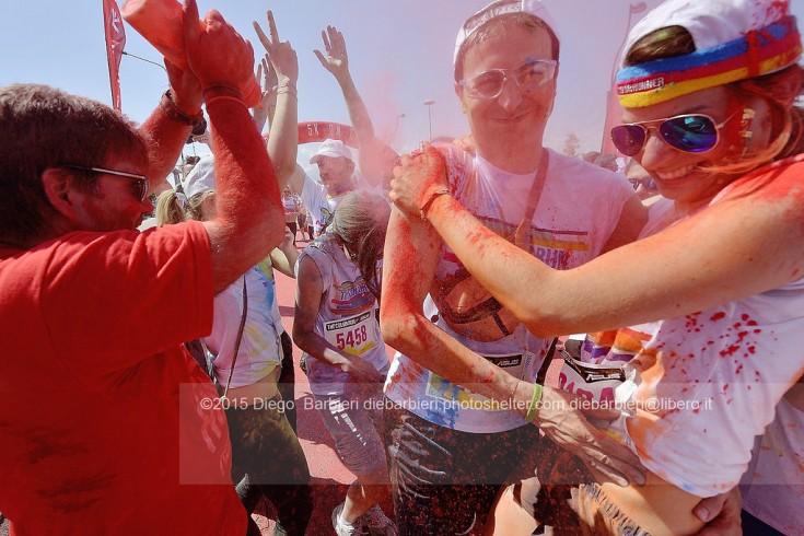 Color Run Torino