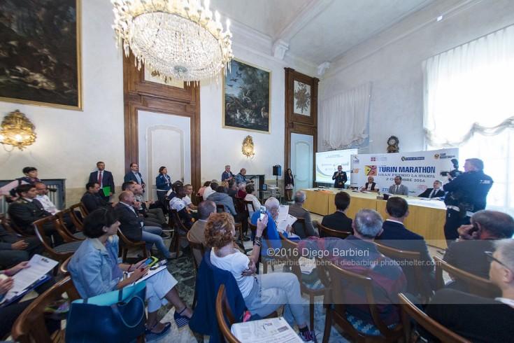 Presentazione XXX Turin Marathon