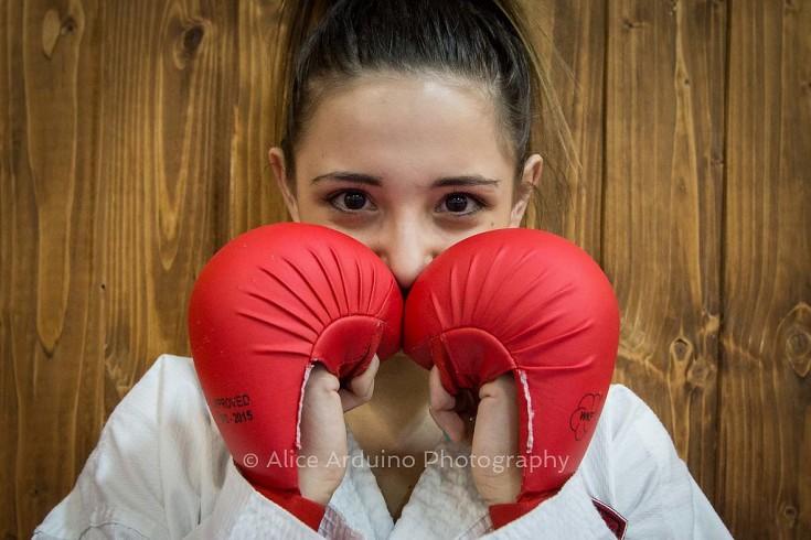 Debora Morino - Campionessa Italiana Assoluta Karate