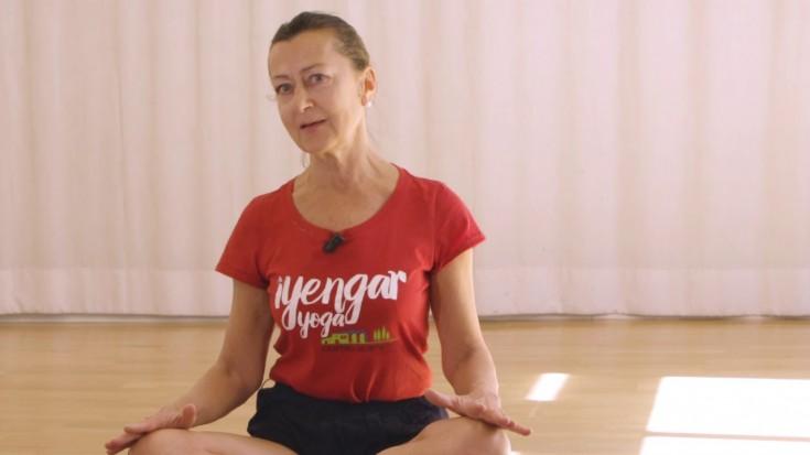 Troppe ore alla guida o al pc? Ritrova la postura corretta con lo yoga!