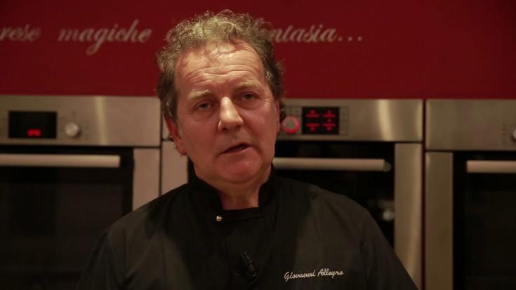 La Cucina Preventiva con lo Chef Giovanni Allegro