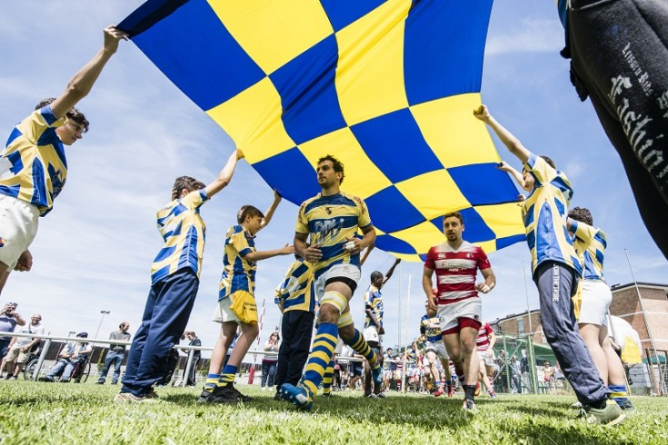 """Serie A: TKGroup Rugby Torino - Accademia Nazionale """"Ivan Francescato"""""""