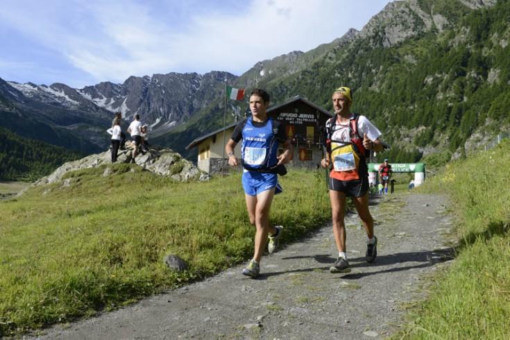 100 km delle Alpi