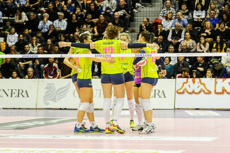 Playoff Serie A2: Barricalla CUS Collegno Volley - S.Bernardo Cuneo
