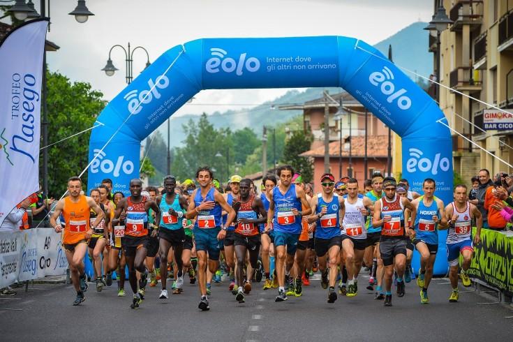 Campionato Italiano di corsa in montagna - 1^ prova