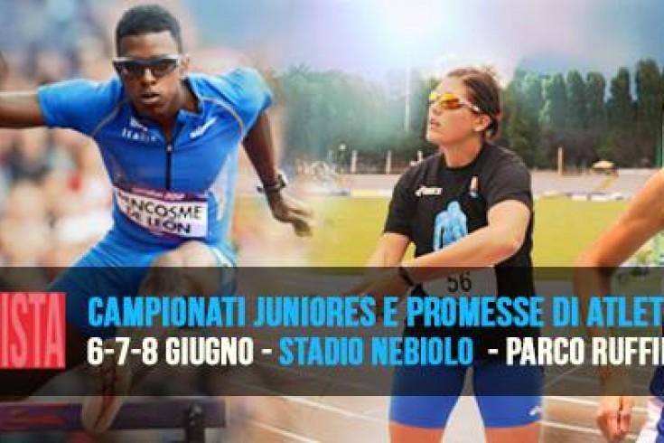 Campionati Italiani Juniores e Promesse di Atletica