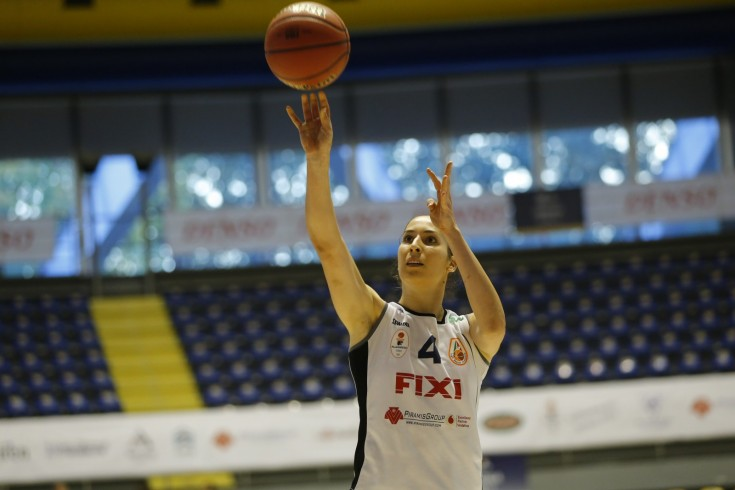 Serie A1: Iren Fixi Pallacanestro Torino - Polisportiva Battipagliese