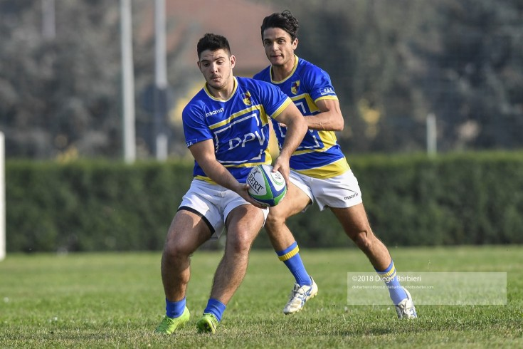 Serie A: TK Group VII Rugby Torino - Rugby Lions